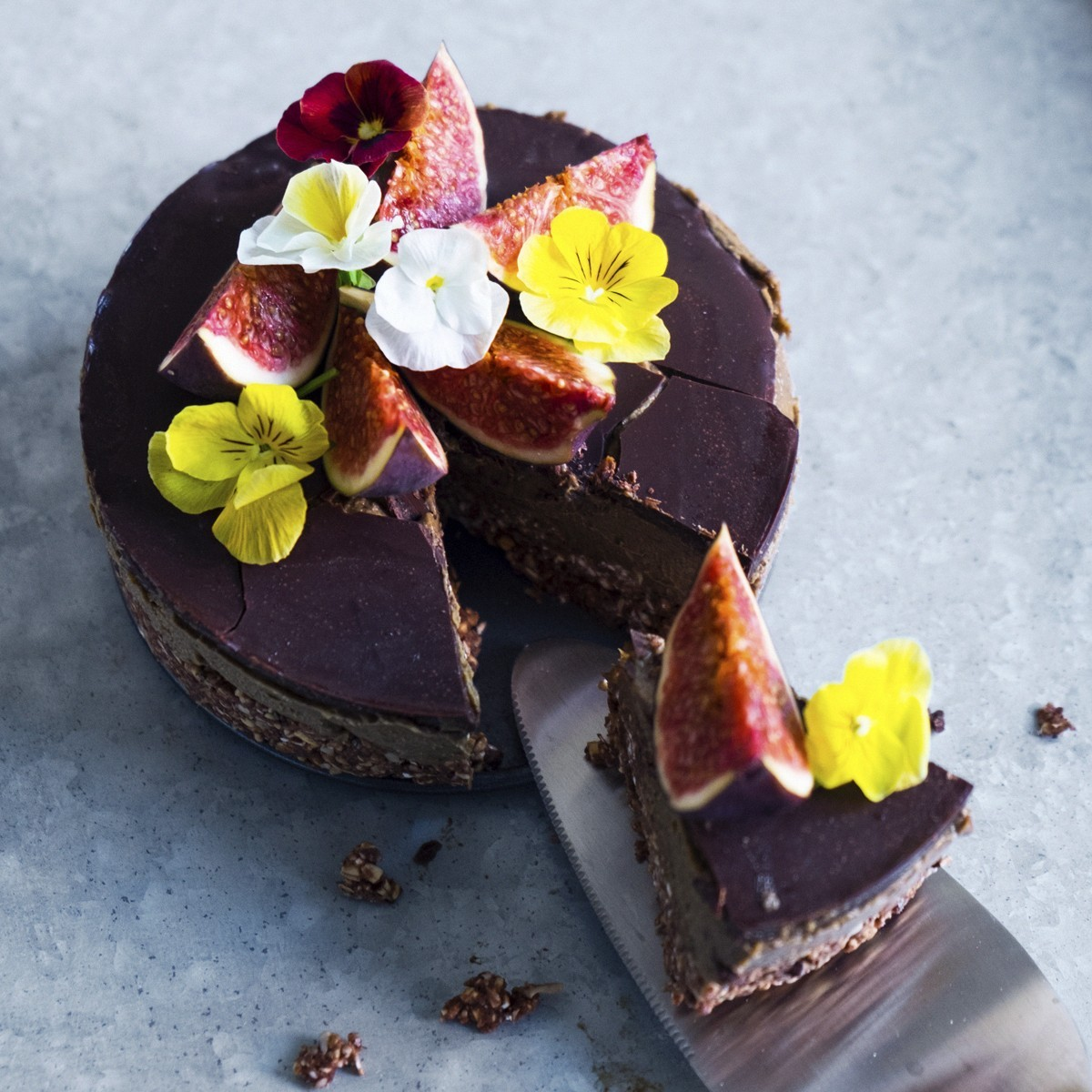 rawfood+chokladtårta+frozen+recept