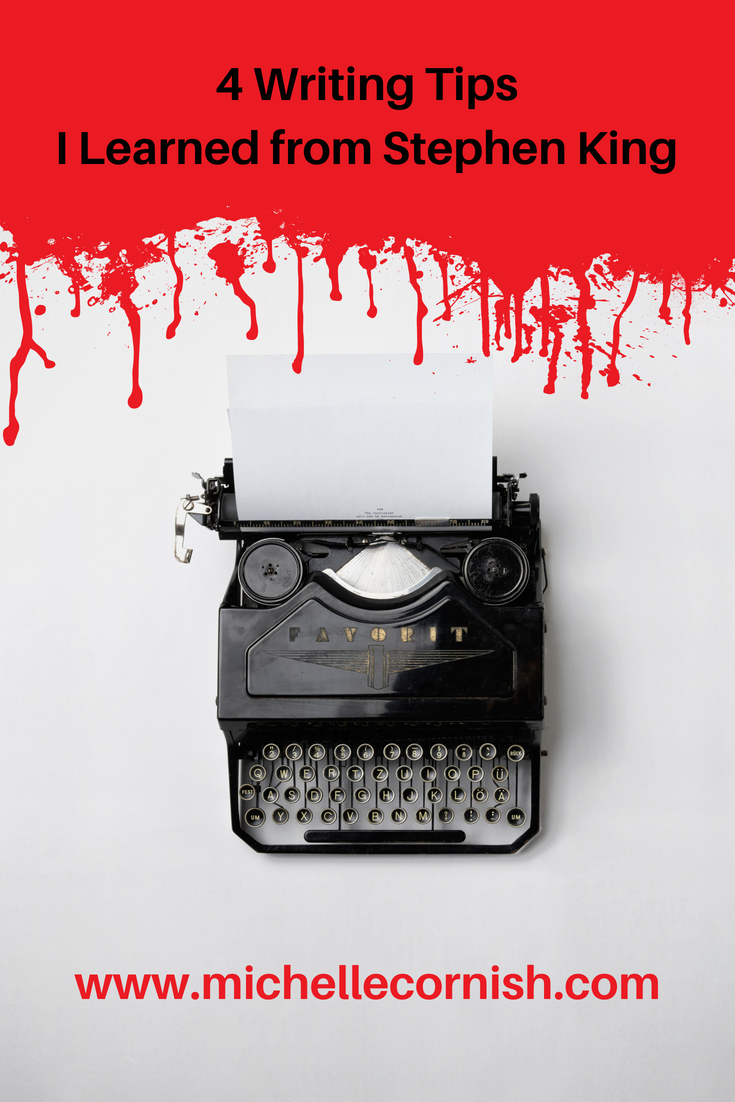4 Writing Tips I Learned from Stephen King. Write better by limiting adverbs and telling the truth.