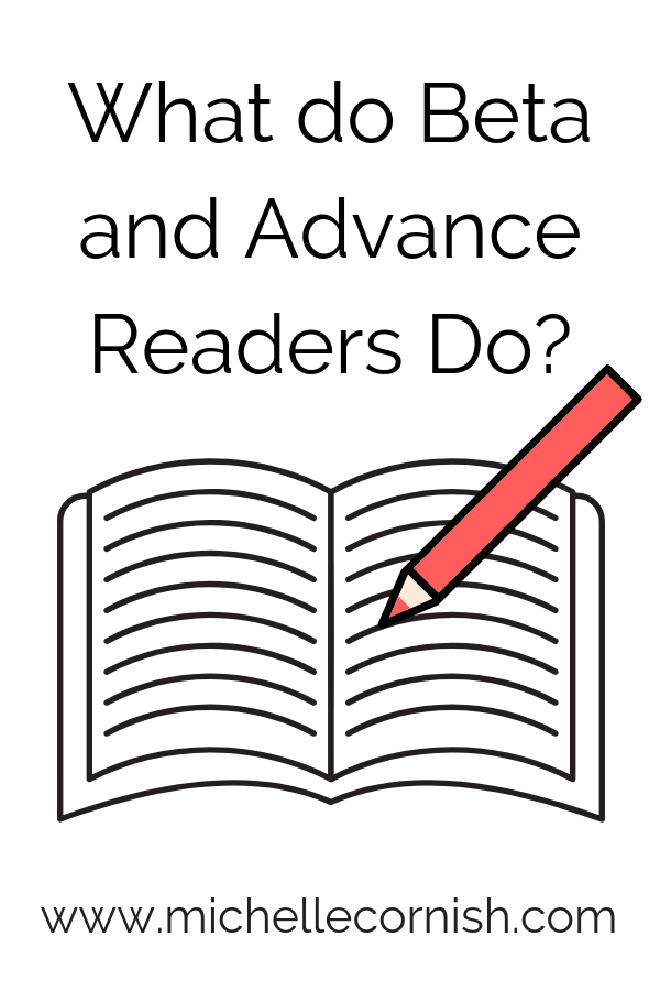 What's the difference between a beta reader and an advance reader?