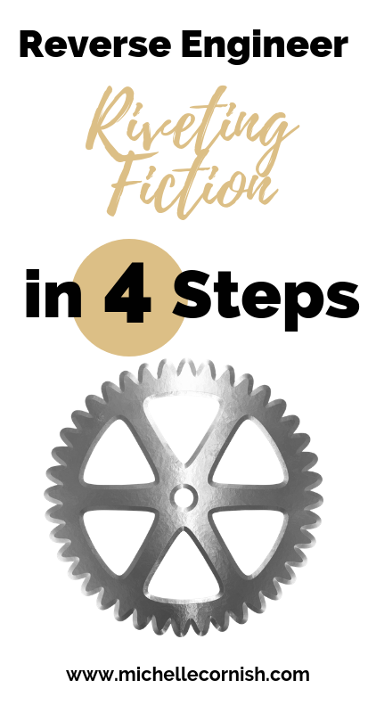 If you need a few more scenes in your novel outline before you start writing, try these four steps to reverse engineer riveting fiction.
