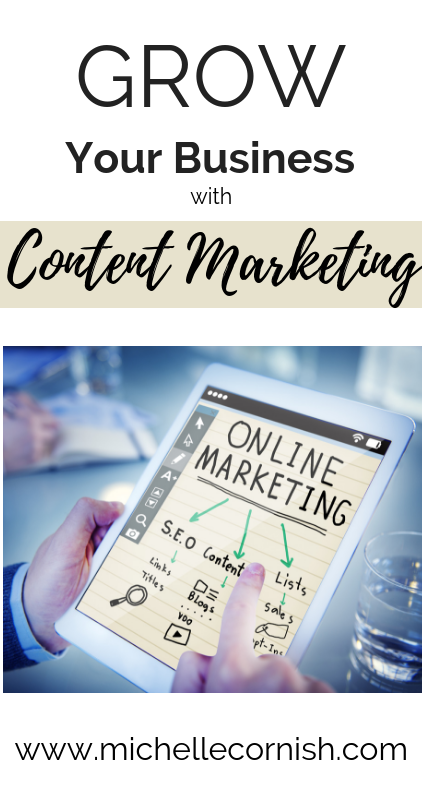 Grow your business with content marketing and show your ideal clients you're an expert in your field. Here's how to use content marketing like blogging, video, and case studies to increase your profit.