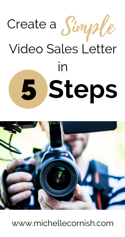 A popular form of content marketing is the VSL. Learn how copywriters script a video sales letter in five simple steps.