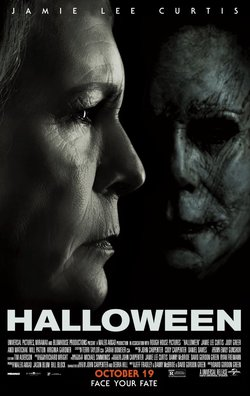 "Promotional poster for ""Halloween."" Photo courtesy of Wikipedia."