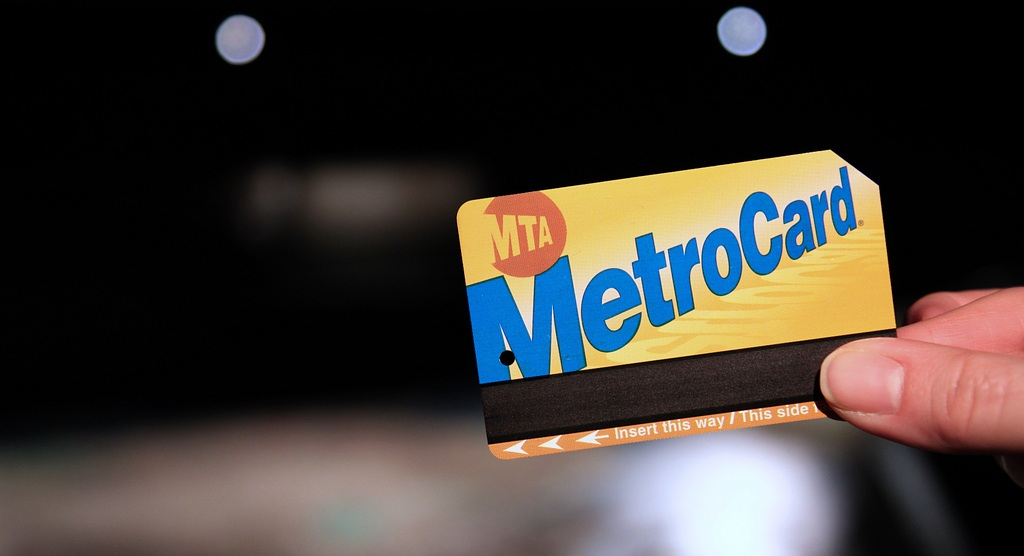 The iconic MTA Metrocard. Photo courtesy of Flickr.