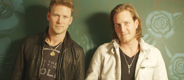 Florida Georgia Line duo, Tyler Hubbard and Brian Kelley. Photo courtesy of Wikimedia Commons.
