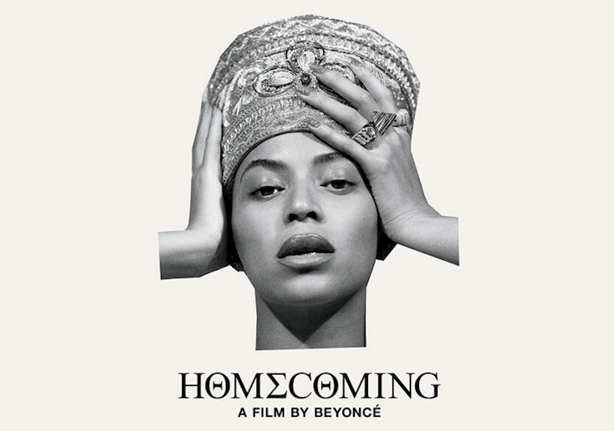 "Beyonce's ""Homecoming"" is a celebration of historically black colleges and universities."