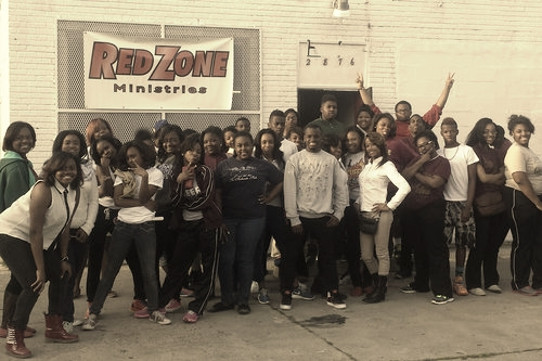 Red Zone Ministries -