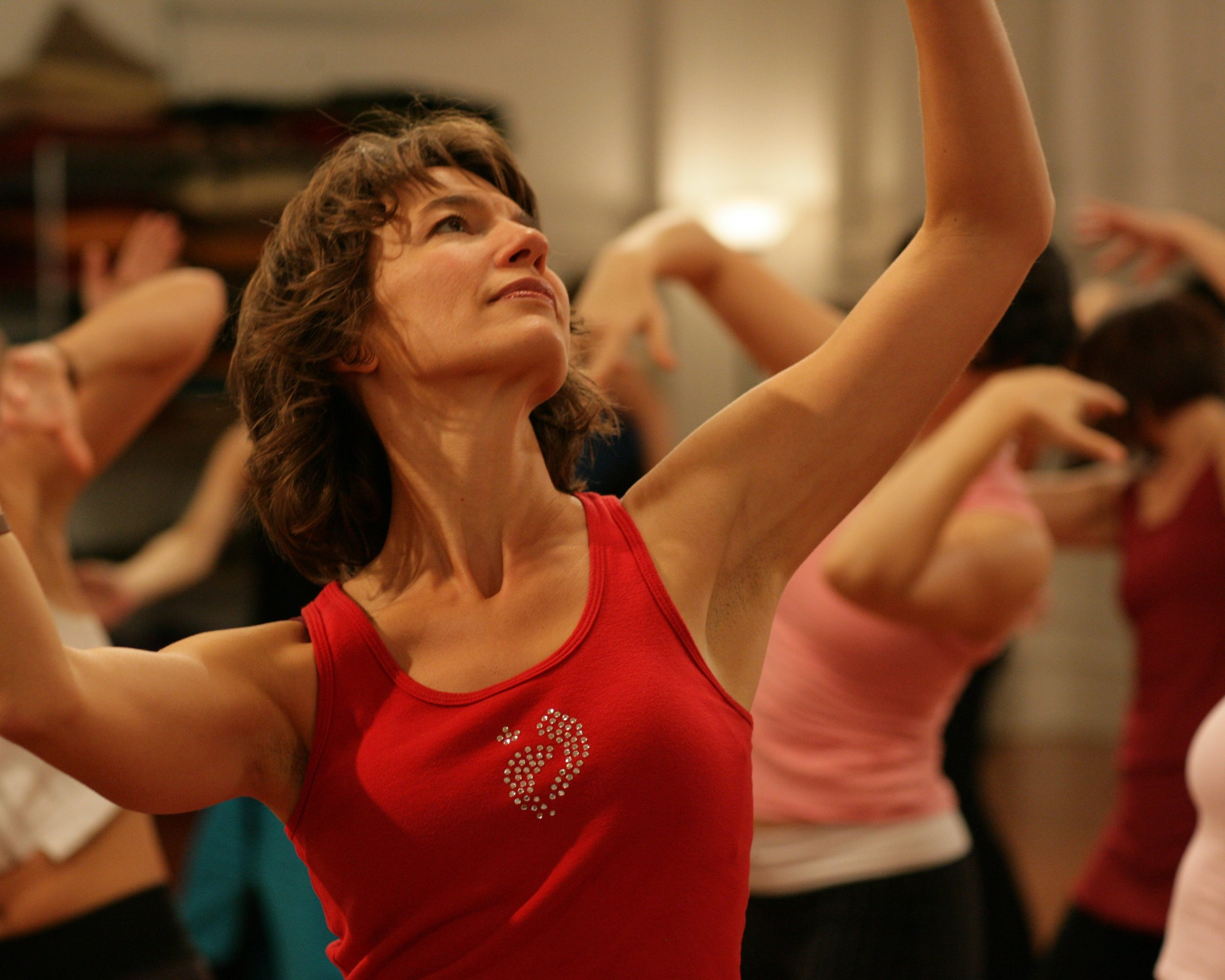 Nia - Condition your body, mind, & spirit through movement & music.2019/2020 registration options