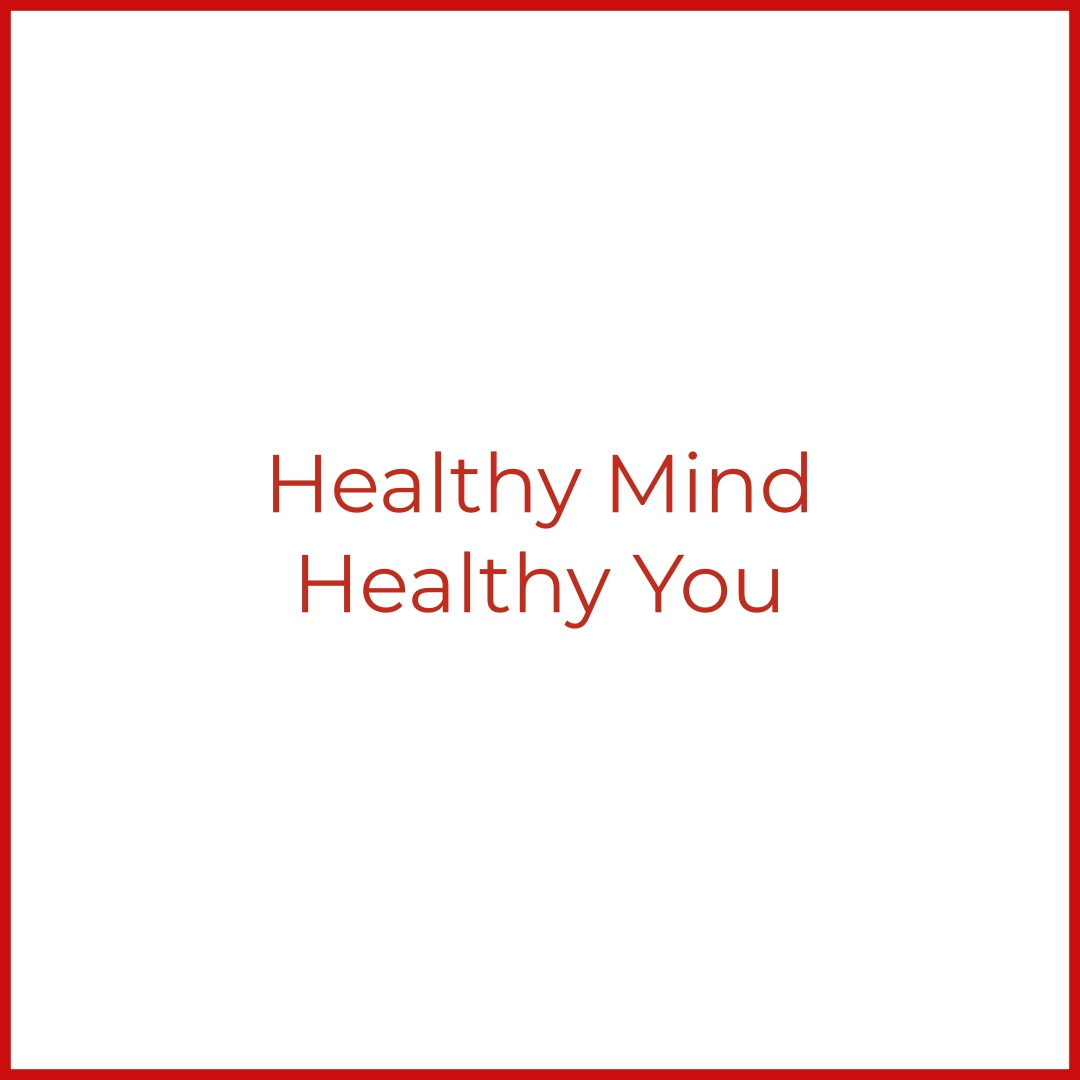 Lead Yourself With Awareness: Healthy Mind, Healthy You with Dominique Mas