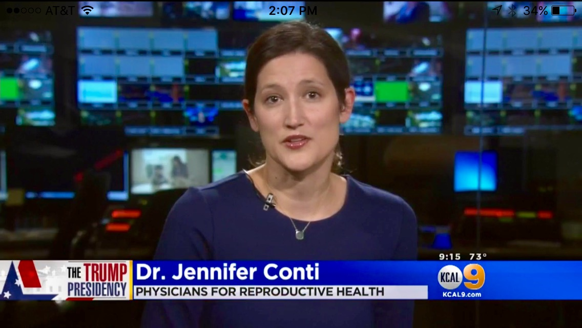CA Sues Trump Over Rollback of Birth Control Coverage - Oct 6, 2017