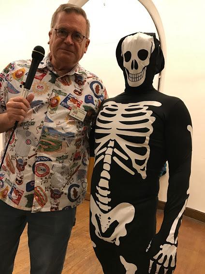 Joe and Paul,Halloween Dance 2016