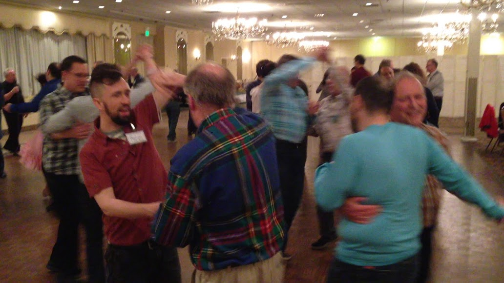 Glenview Squares Anniversary Dance, May 20, 2016, The White Eagle, Niles