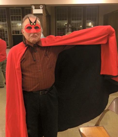 Phil,Halloween Dance 2015