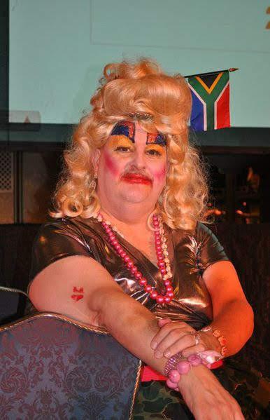 HRH Lois Carmen D'Nominator, crowned  1995   Honky Tonk Queen