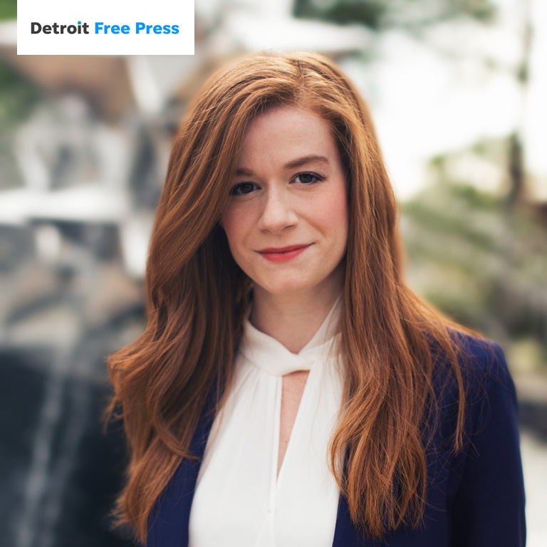 SEXISM'S NOT DEAD IN 2018 MIDTERM ELECTIONS   Mallory McMorrow  can't help but laugh. And that's the right response to the kind of sexist claptrap mailed to voters in Michigan's 13th state Senate District this month by a Michigan Republican Party eager to defeat her candidacy for the GOP-held seat.  Read More >