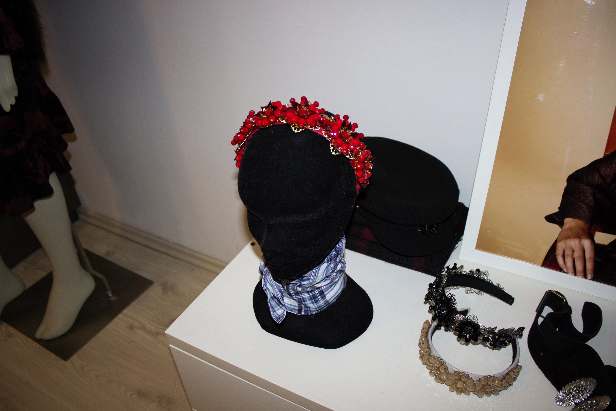 Best selling accessories-  Unique crowns