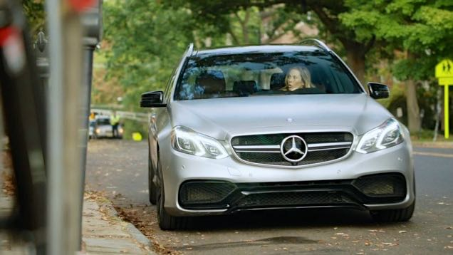 "Mercedes Benz ""AMG Wagon"" - Commercial"