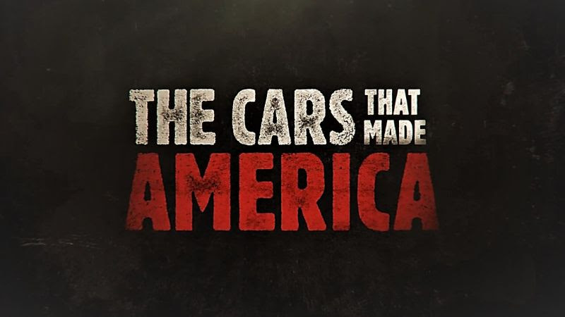 The Cars That Made America - TV Documentary