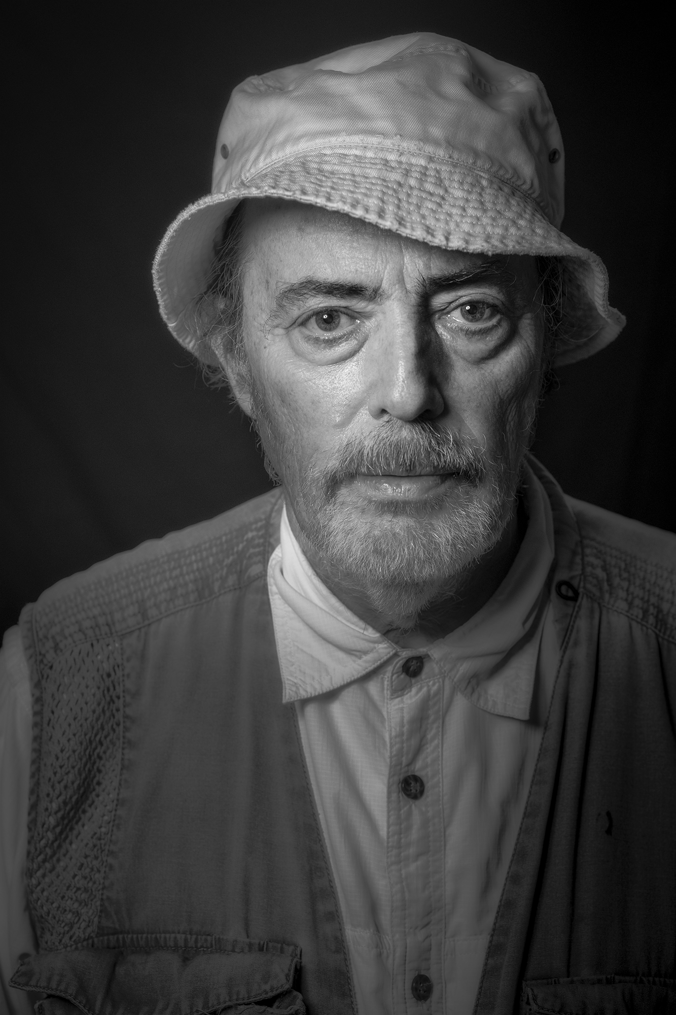 Photographer Bruce Gilden