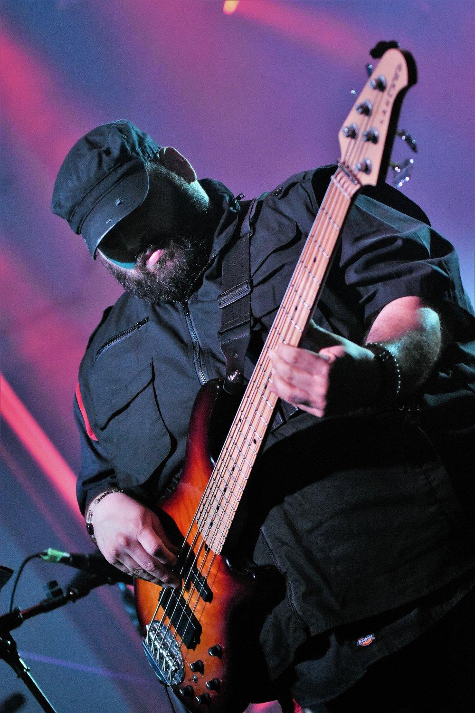 Jason Collins: Bass guitar