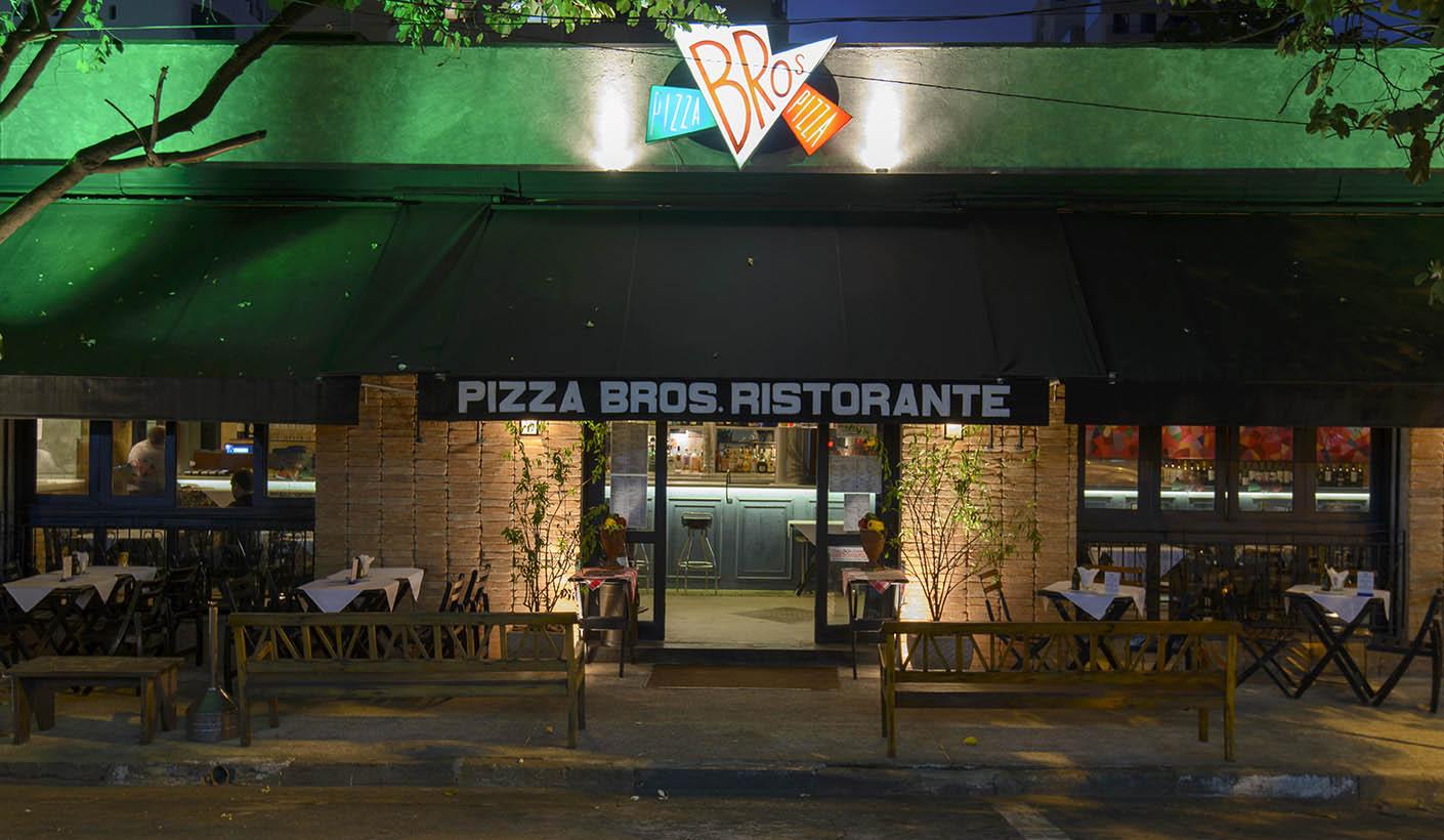 PIZZA BROS -