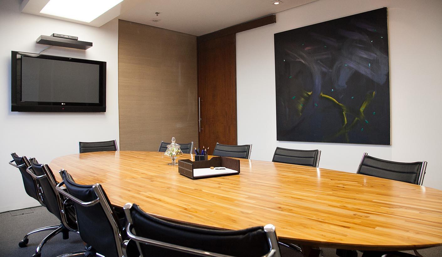 Incorporadora  |  Sala de Reunião