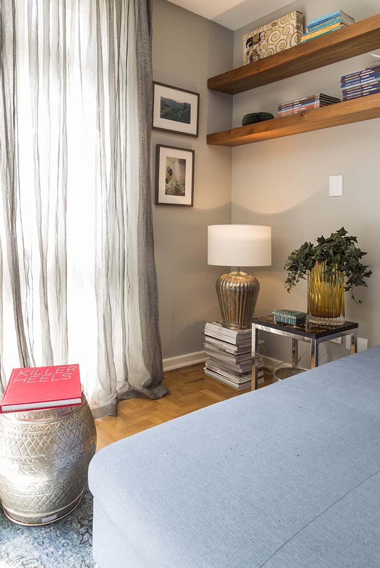 Apartamento Higienópolis | Detalhe estar