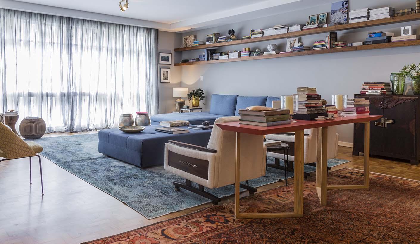 Apartamento Higienópolis | Estar