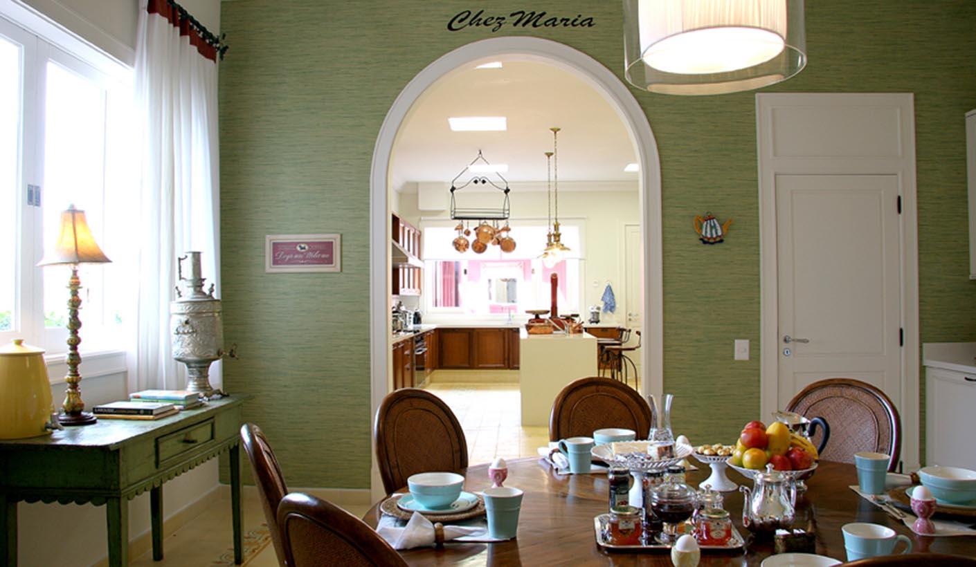 Casa Baroneza     Cozinha