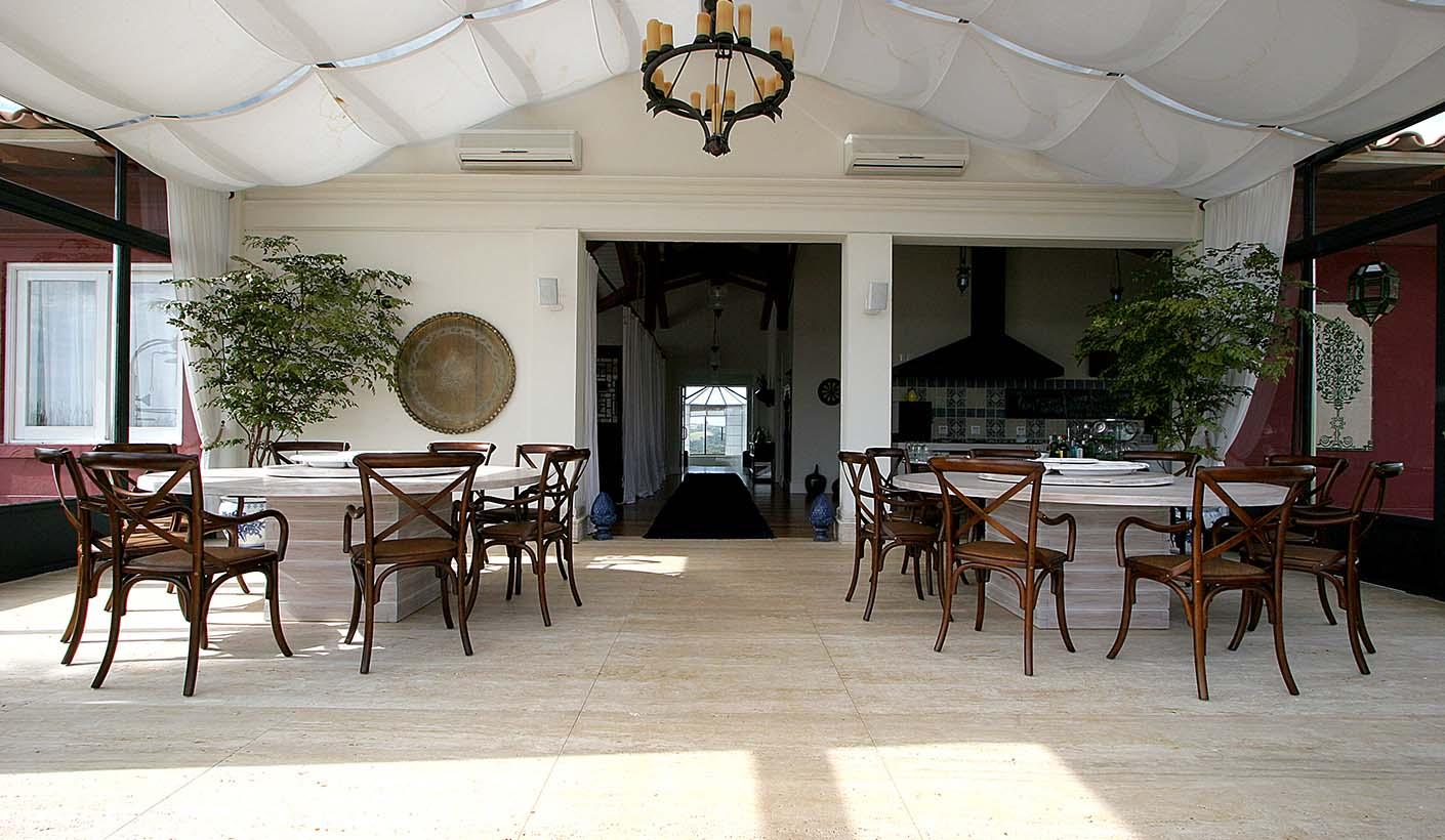 Casa Baroneza     Varanda