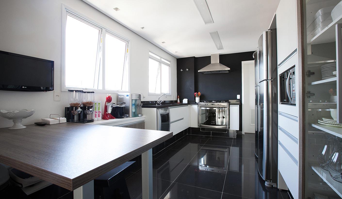 Apartamento Itaim     Cozinha
