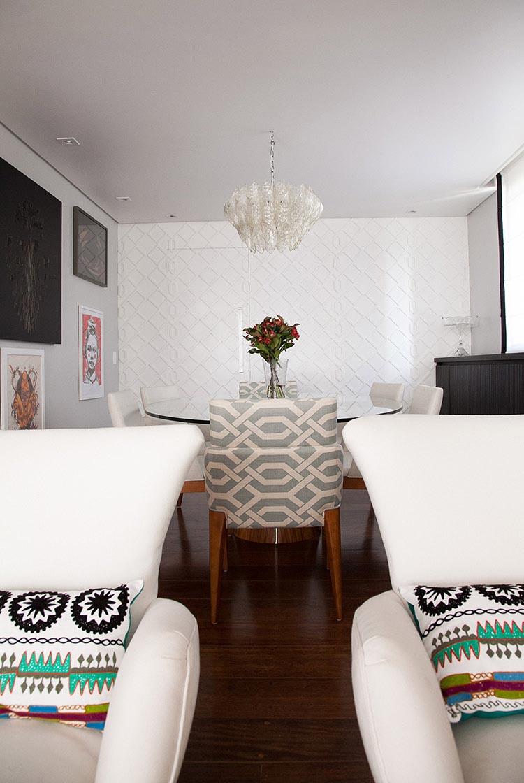 Apartamento Itaim 2  |  Estar