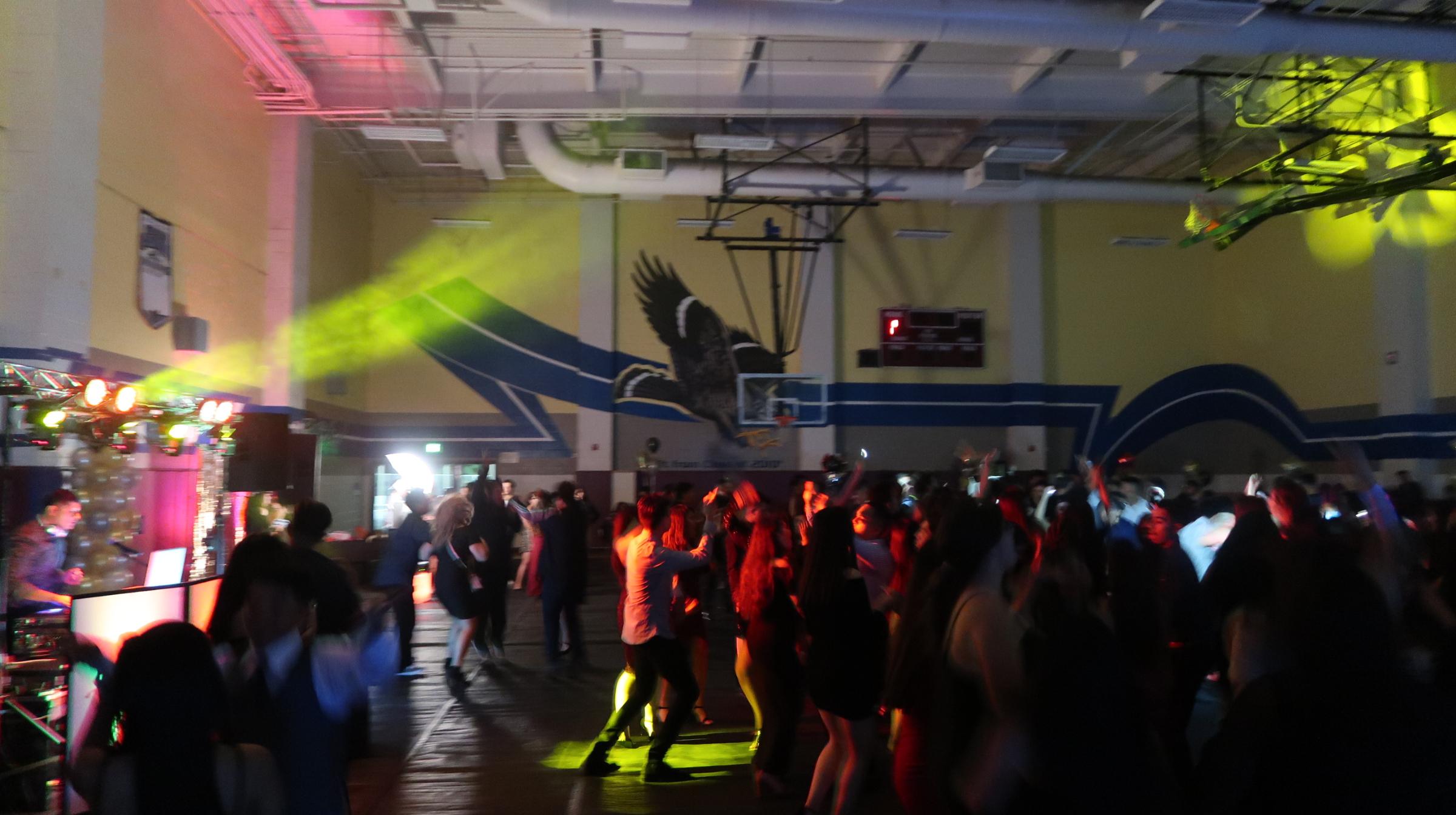 Maywood Academy High School - Homecoming 2017