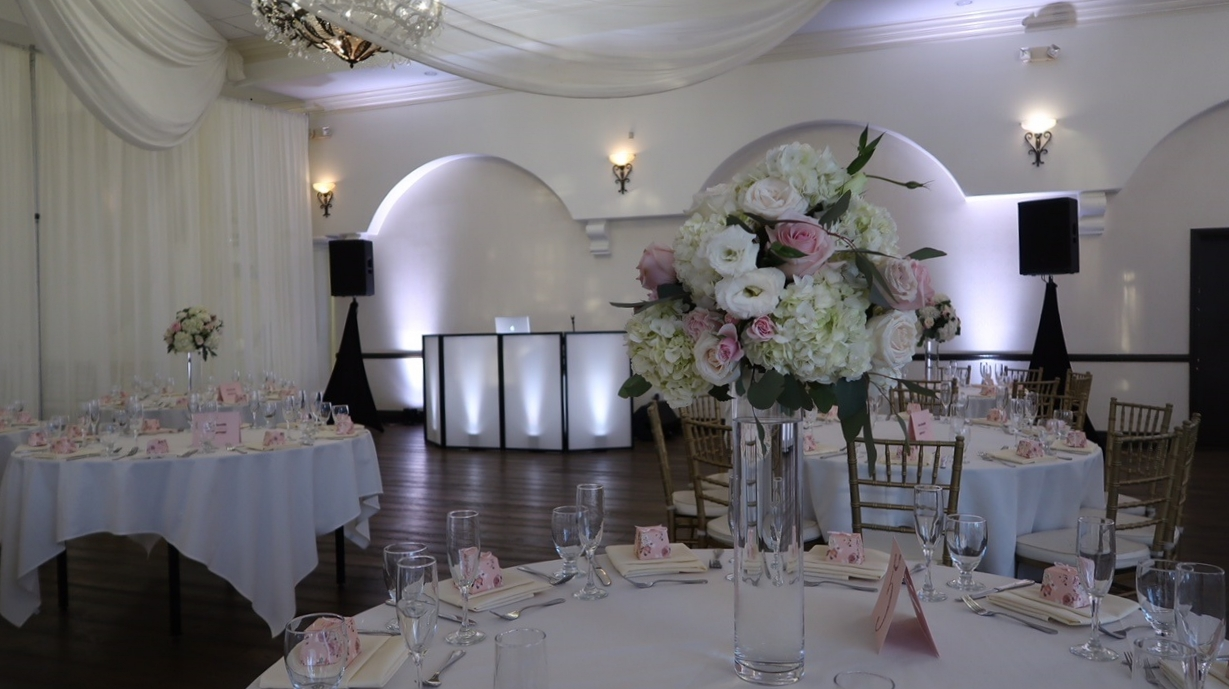 Wedding at The Villa in Westminster