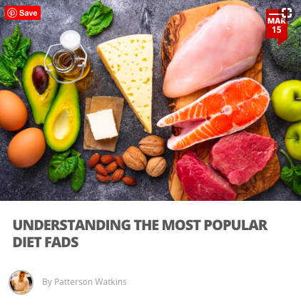 Understanding the Most Popular Diet Fads - They're hard to miss and even harder to ignore. Popular diet fads have entered our professional kitchens as more customers are following them and demanding that food establishments follow suit.Here we'll share details of long-standing fads and give you tips on how to keep your customers happy with fad-friendly menus.