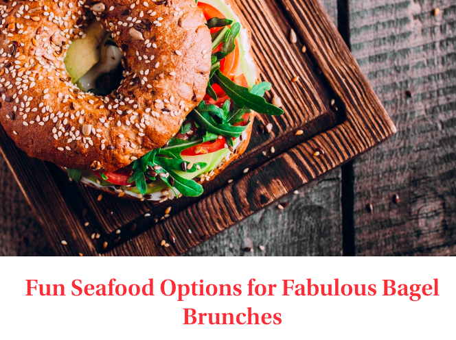 Fun Seafood Options for Fabulous Bagel Brunches - Maryland seafood does not only need to be suited for the likes of dinner and lunch! Maryland seafood makes for the perfect brunch (yes, that was an intentional rhyme). And what is the best vessel for a seafood fueled spread? Brunch bagels!Whether you're serving a full house of holiday guests or need an energy boost to start your busy day, Cameron's Seafood is here to help. Below you'll find our favorite brunch and seafood bagel ideas and combinations.