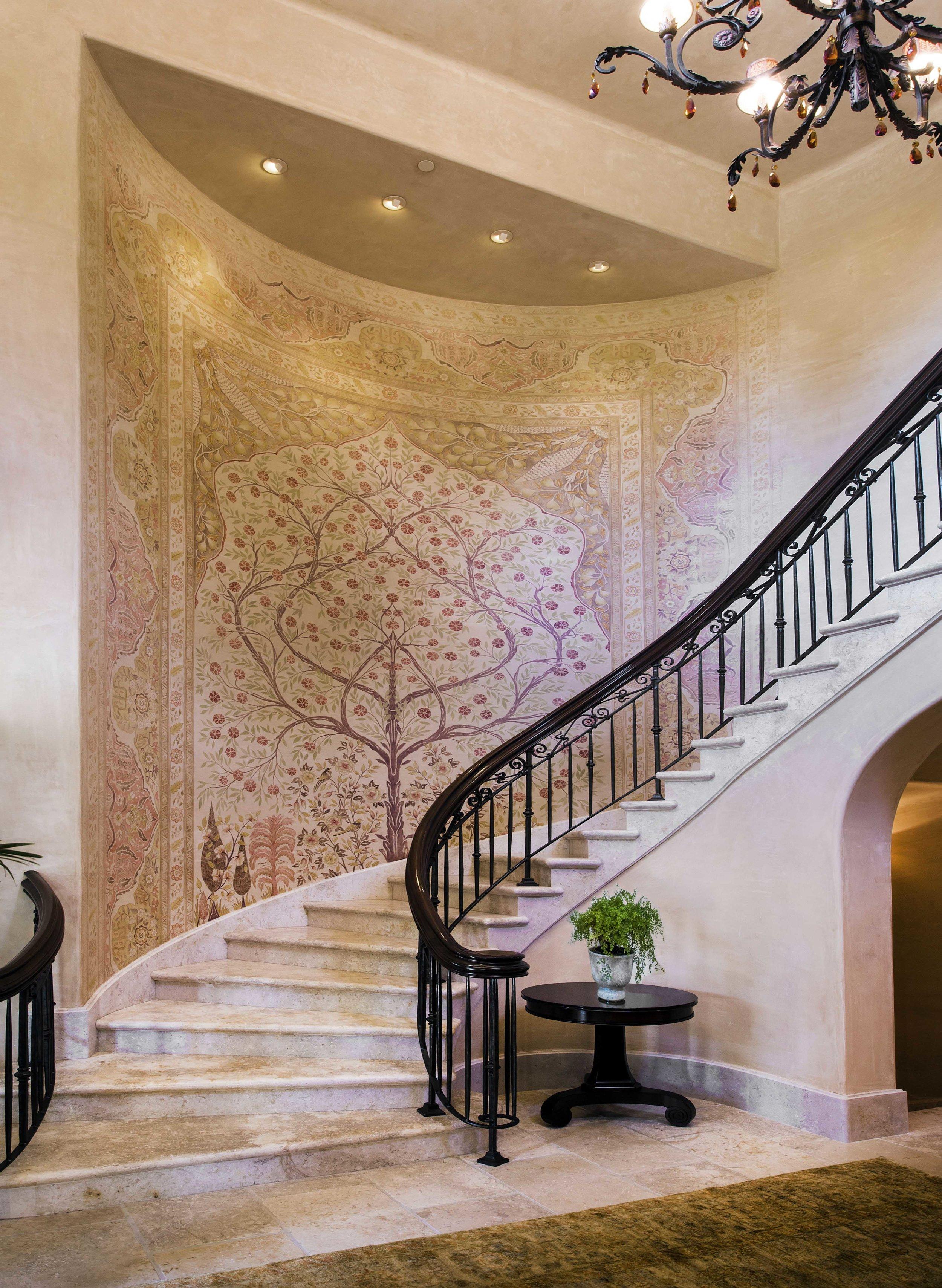 Stairway w Mural 2 M S DSC_5801.jpg