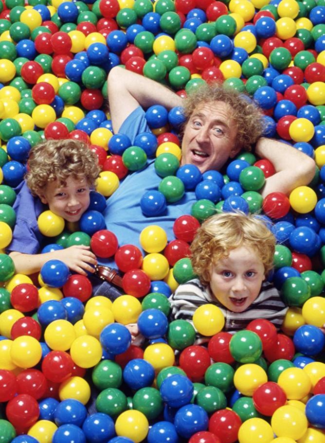 "Something Wilder - Role | TobyDirector |Barnet Kellman""No Kids Allowed"""