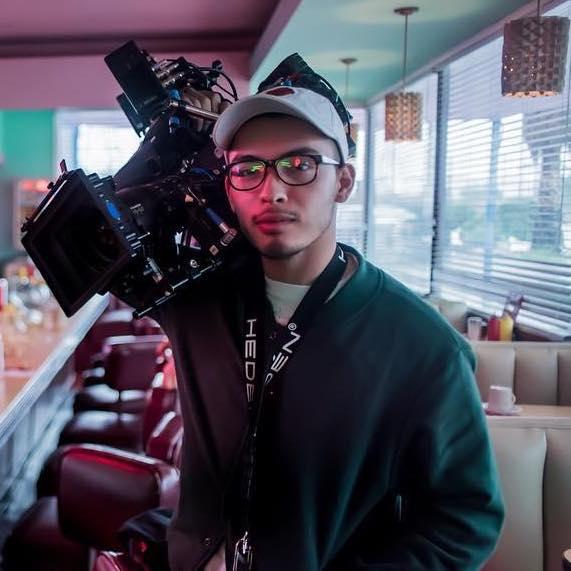 ERICK TURCIOS • DIRECTOR OF PHOTOGRAPHY