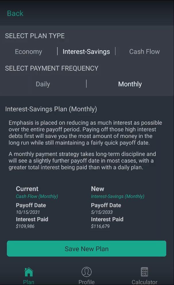 User Plan Change |DELTA|