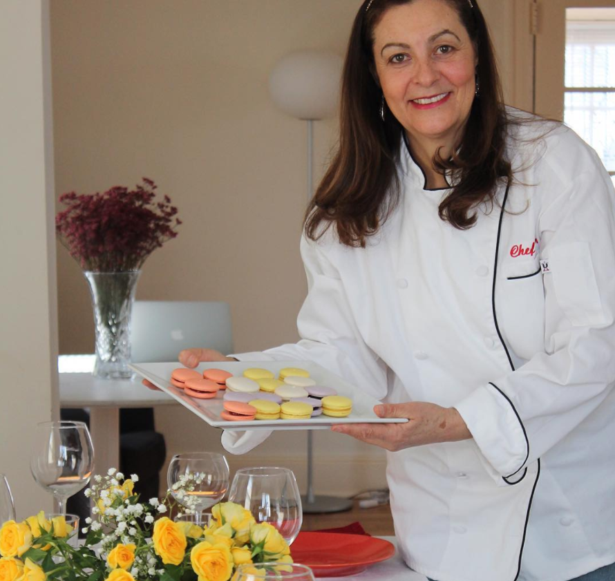Chef Ione Cavalli Catering & Macarons New York New Jersey Connecticut Hamptoms