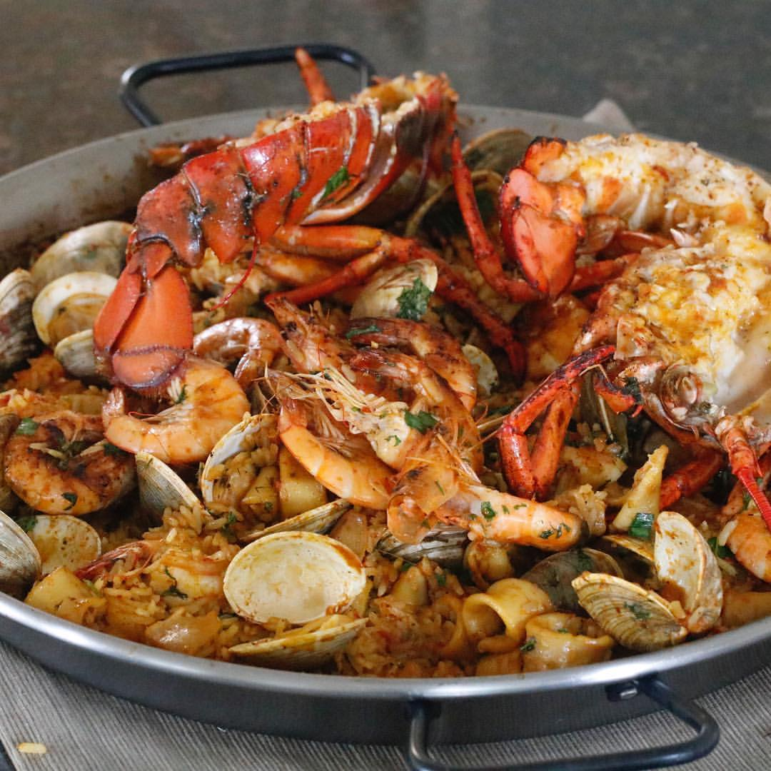 Ione Cavalli Catering New York - Paella