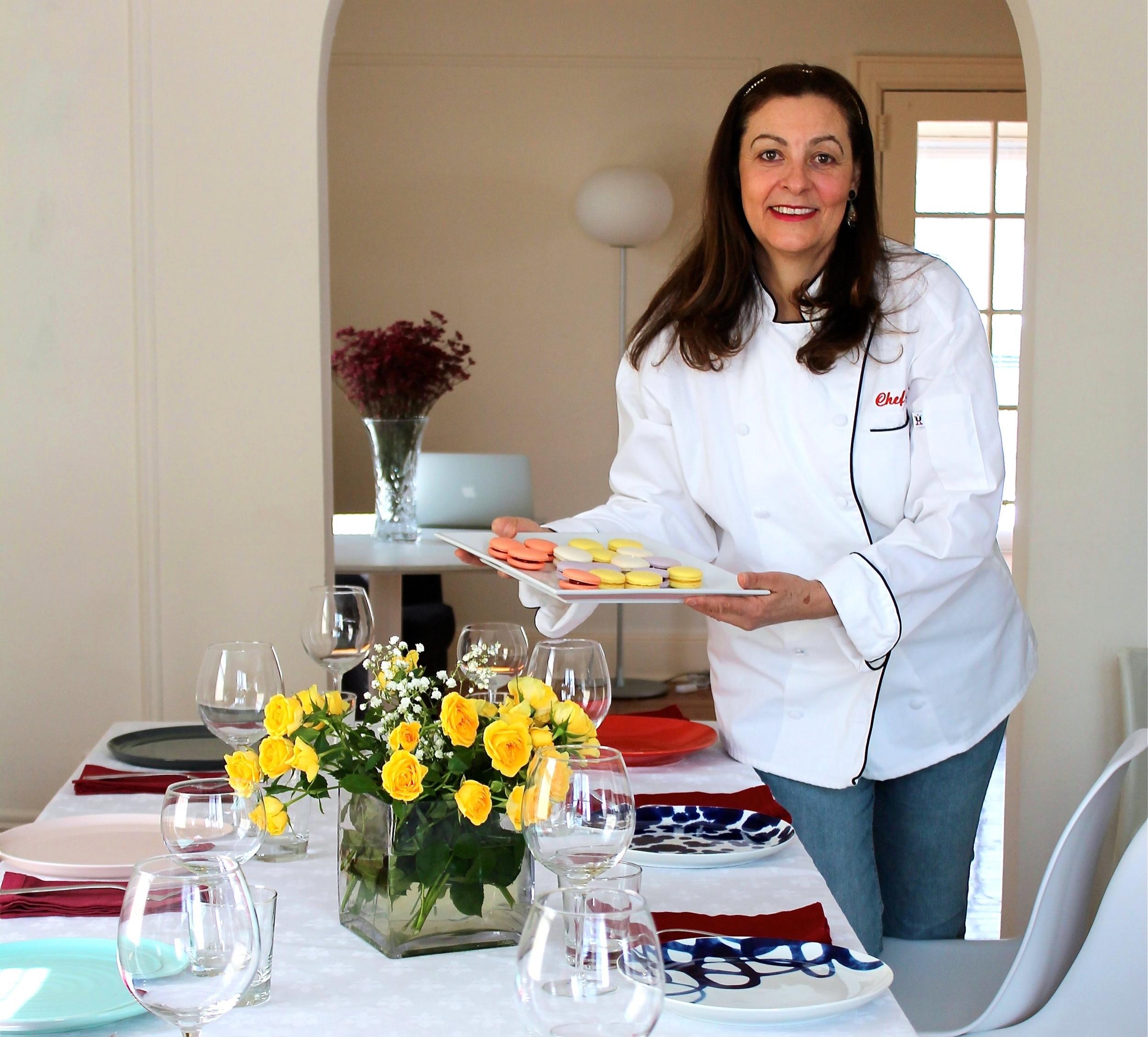 Chef Ione Cavalli  Catering NY