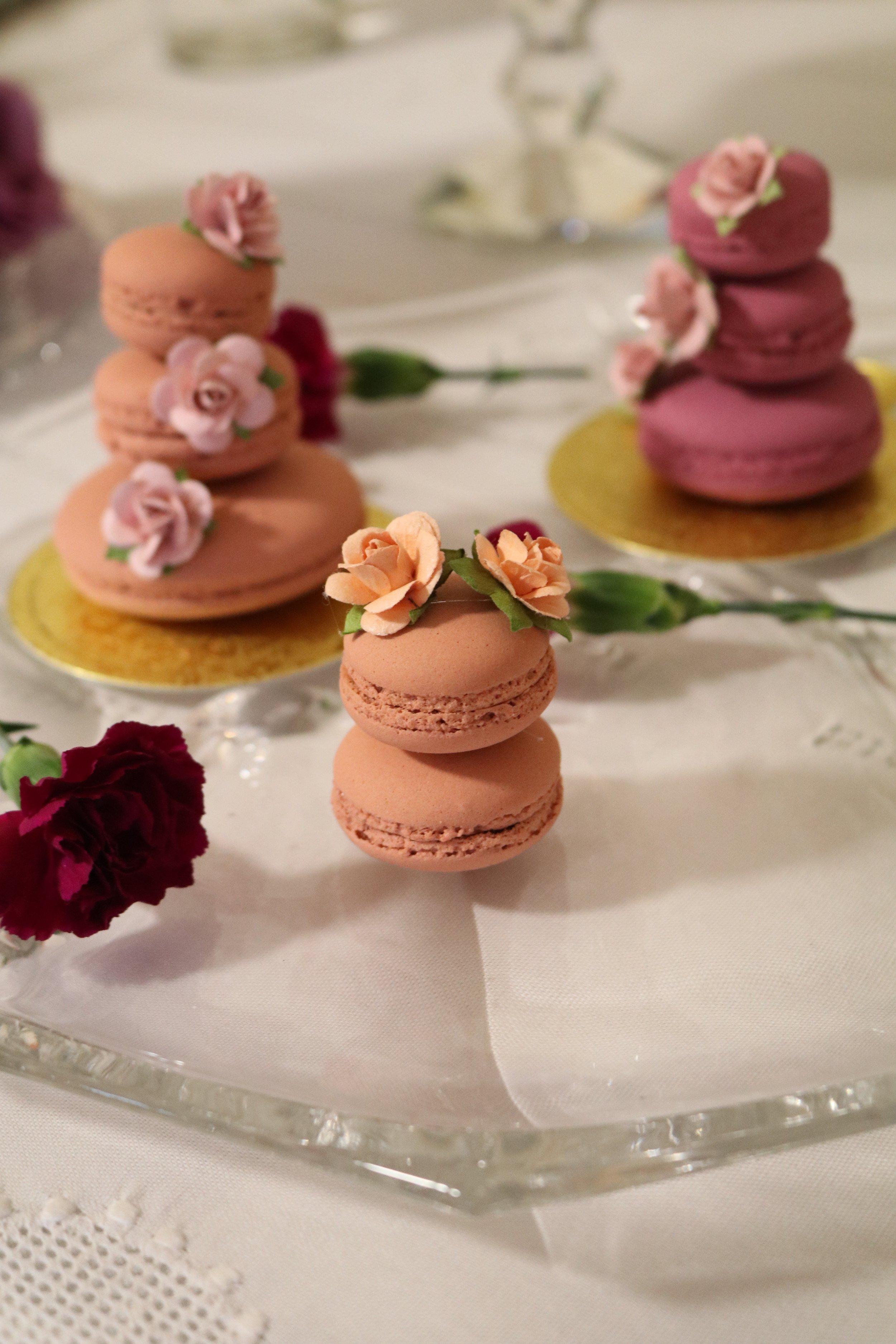 french macaron - Chef Ione Cavalli New York.jpg