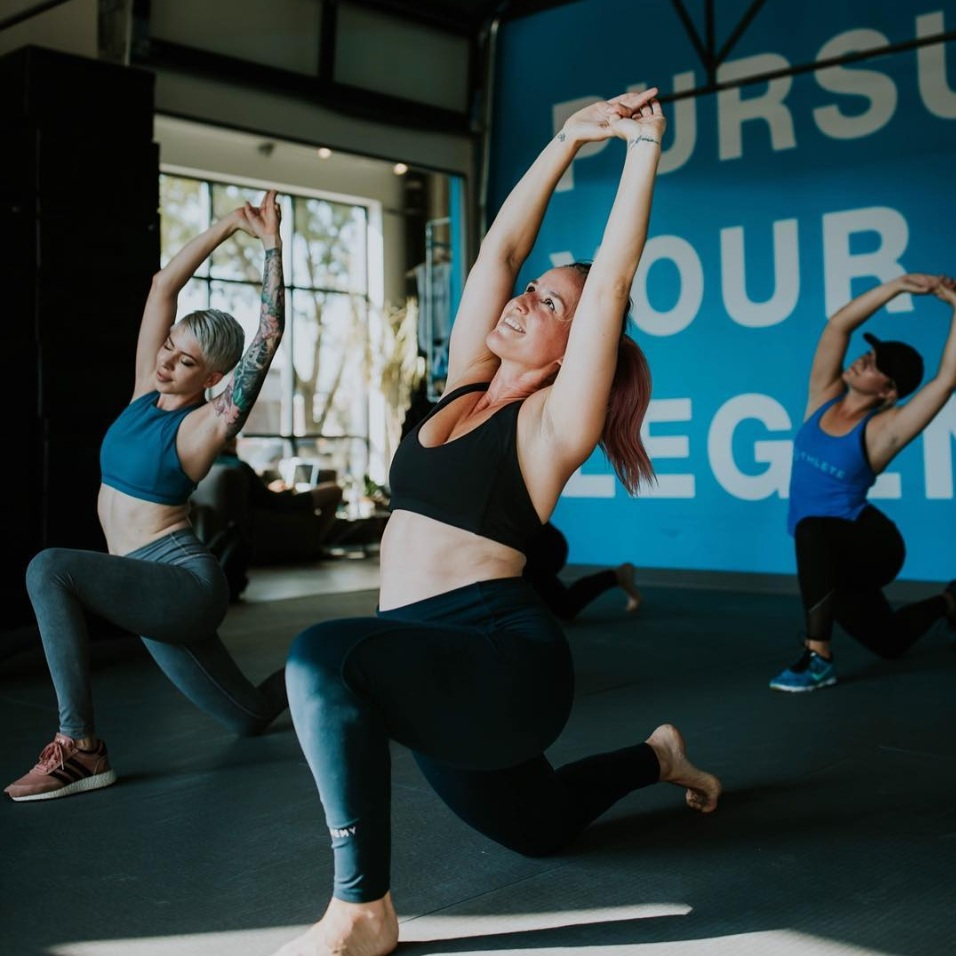 ALCHEMY: FREE WEEK AND REDUCED MEMBERSHIP - Pursue Your Legend with a free week of classes at any Alchemy fitness studio, and a reduced monthly membership to keep the momentum going.