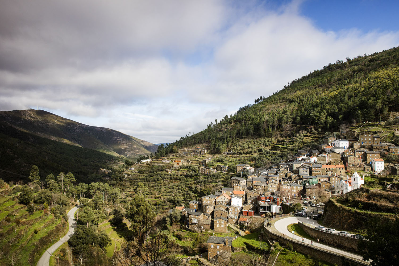 Serra da Estrela & Surrounding Areas