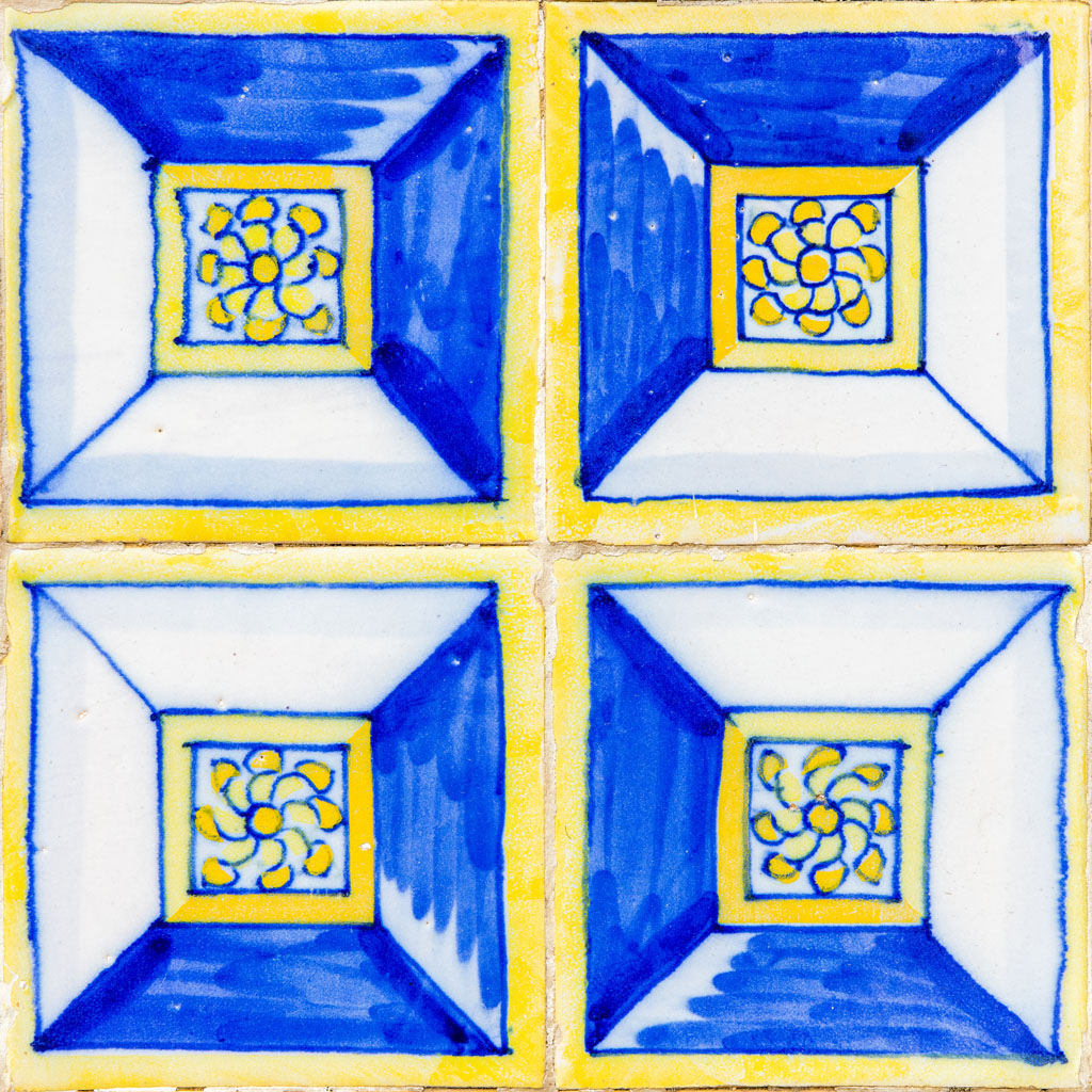 Tiles of the World - Portugal