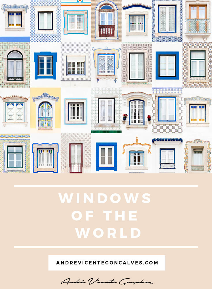 AndreVicenteGoncalves - Windows of the World Project