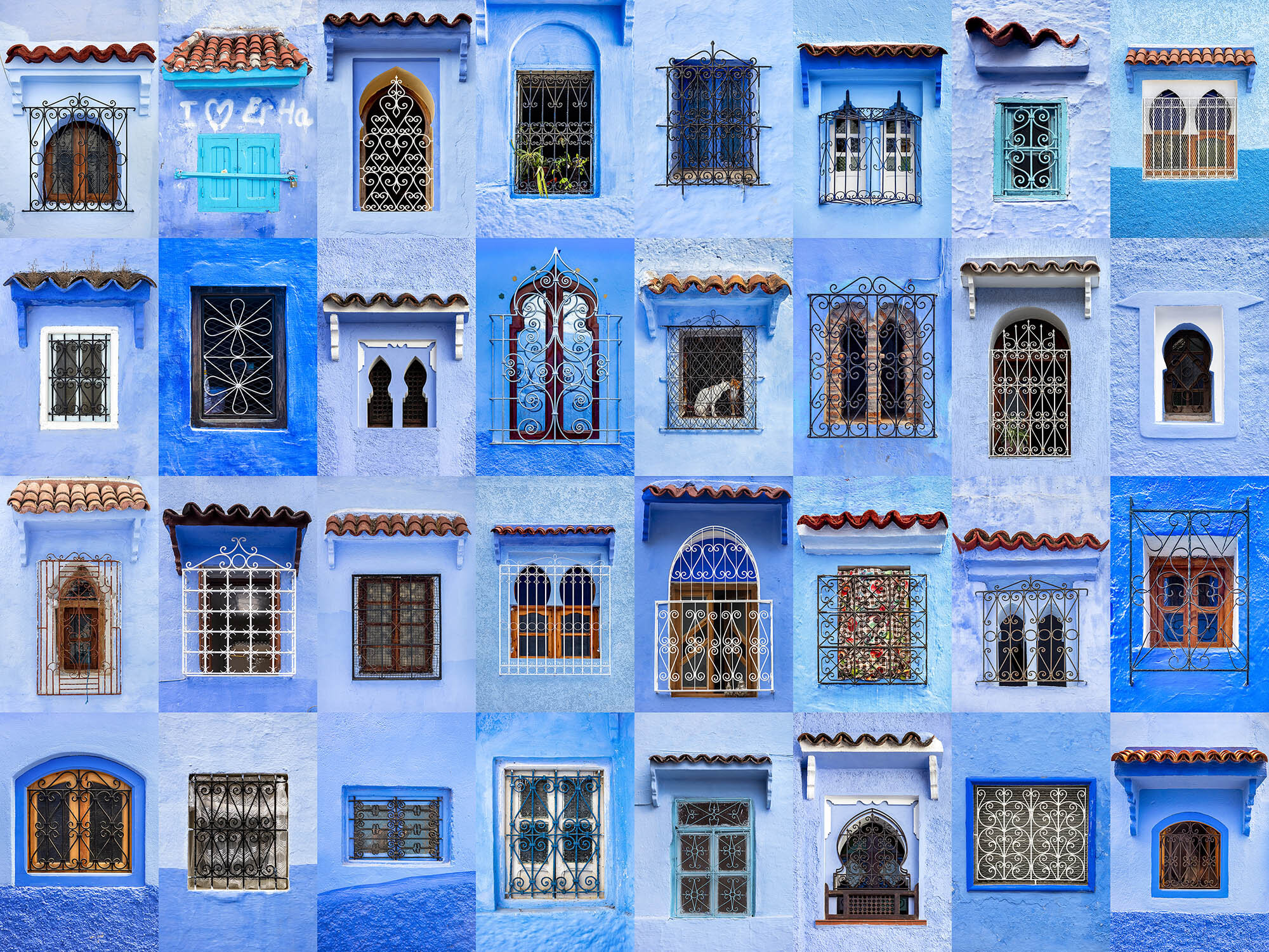 Windows of the World - Chefchaouen