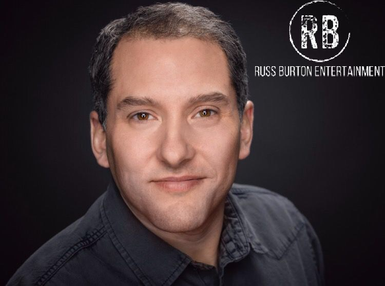 Russ Burton - Stage, screen, comedic and vocal performer
